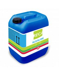 Reca Alkaline tankrens (24 kg.)